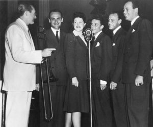 Sinatra through the Early Years – Jimmy Dorsey Orchestra